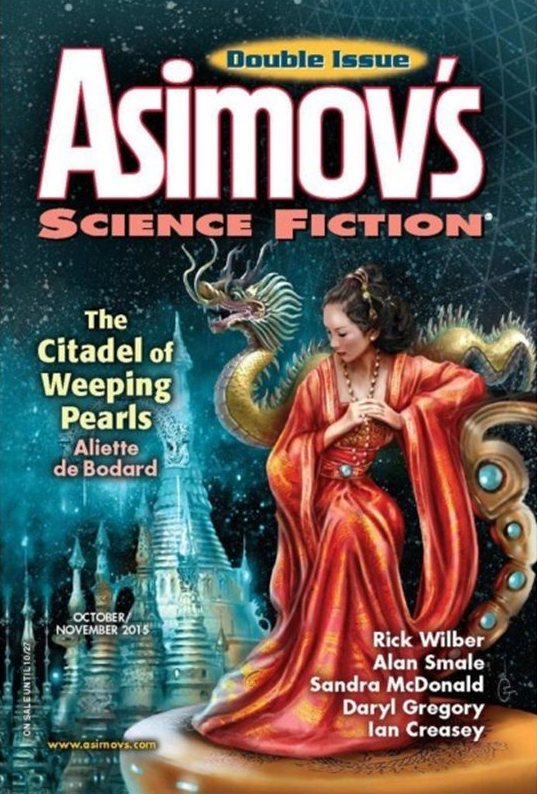 Asimov's Science Fiction Magazine - Limited Offer