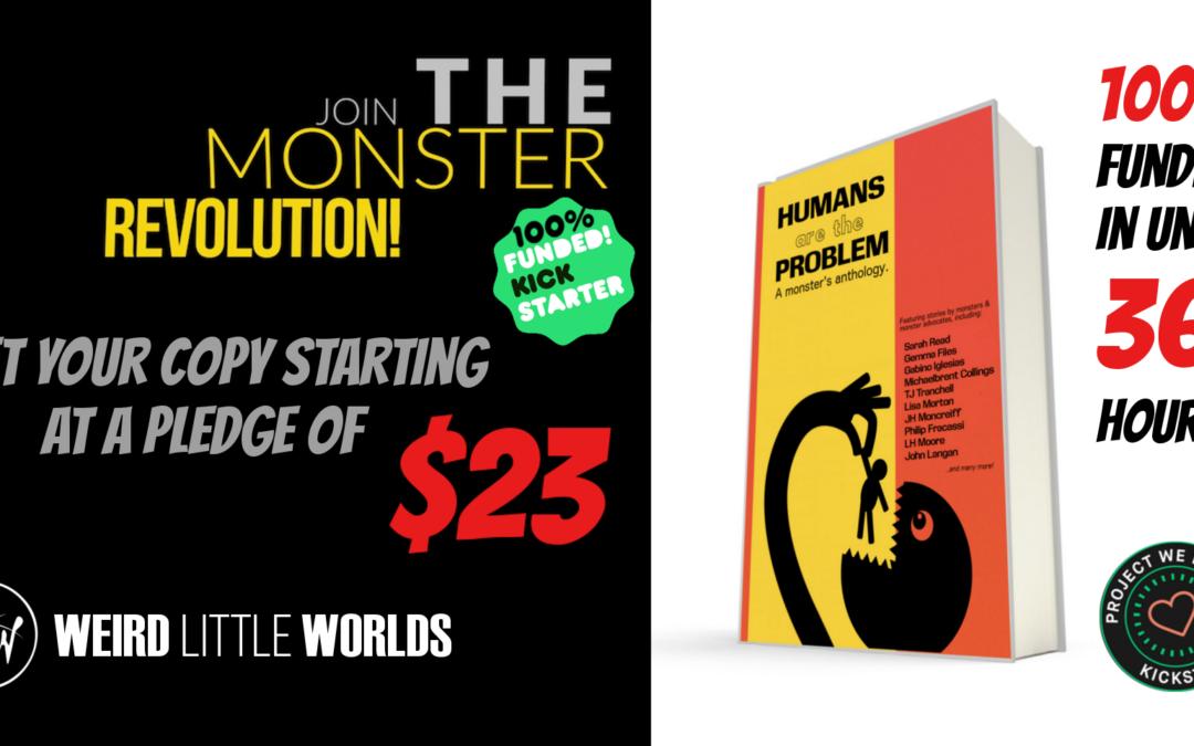 Do you like Monster Horror? We got your Monster Horror 100% Funded.