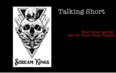 Talking Horror on Scream Kings Podcast