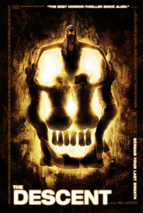 Theatric image for the movie The Descent