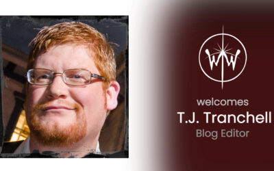 WLW Press Welcomes Author T.J. Tranchell as Blog Editor