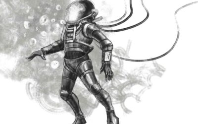 Humans are the Problem Anthology News: New Art from Mahesh Hirugade