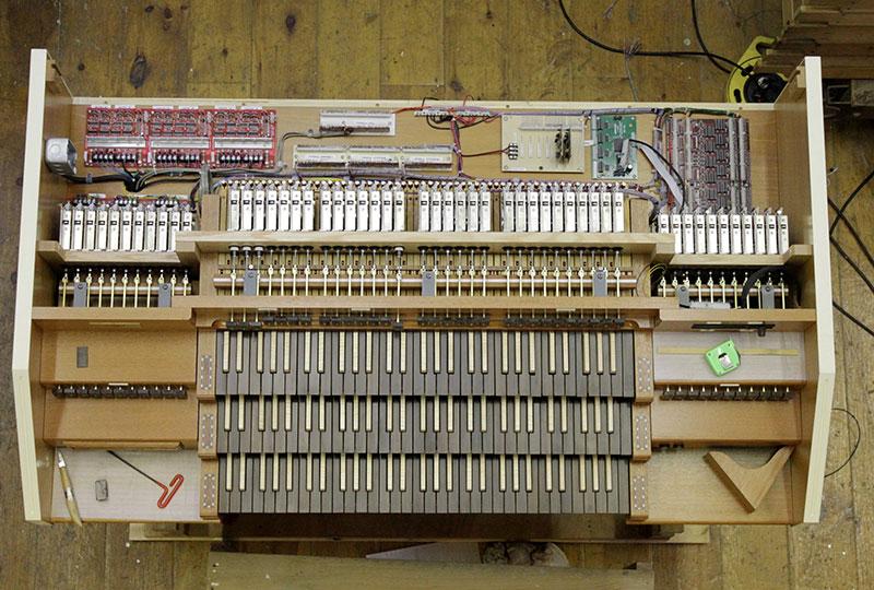 console-drawbar