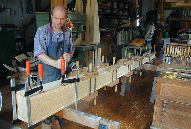 pipes-being-glued