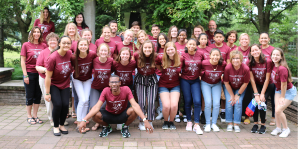 Click to Conference of Mercy Student Leaders - Jan 2021