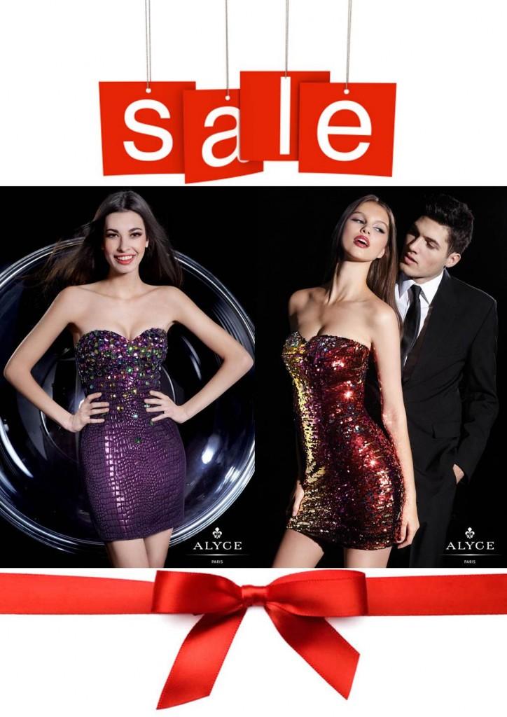 Designer Gown Sale