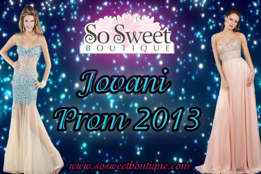 Jovani 2013 Trunk Show