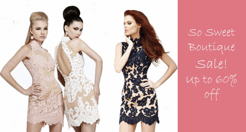 Up to 60% off Designer Gowns