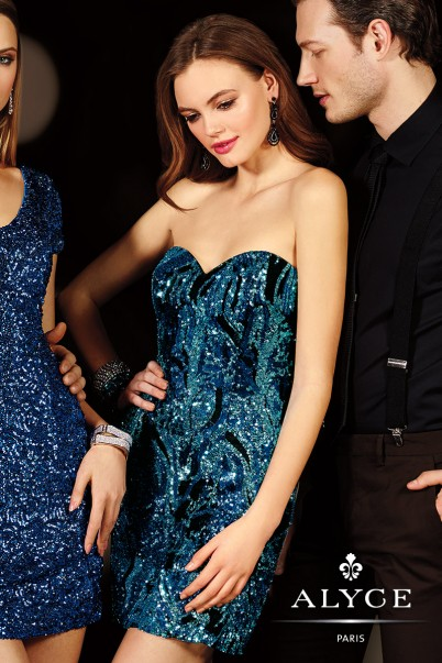 Prom Dress Ideas- Alyce