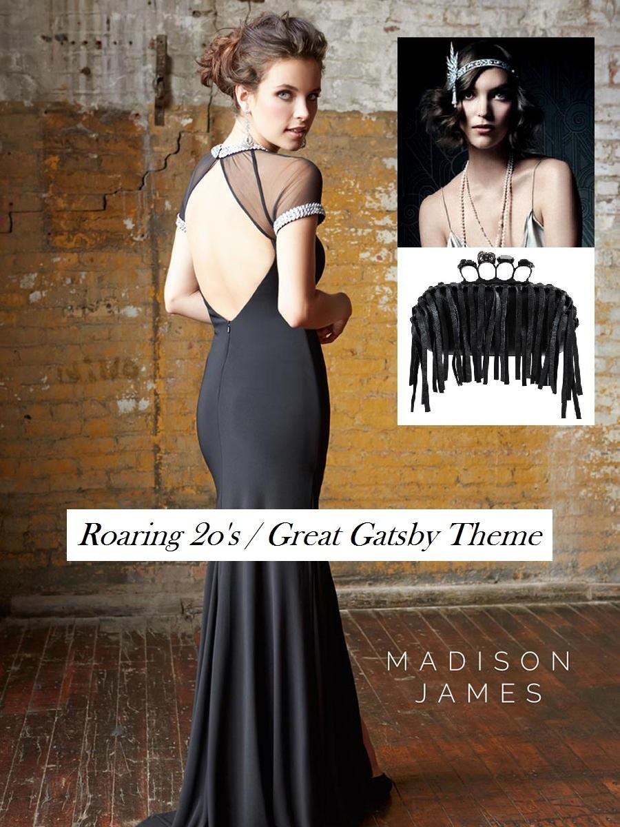 Prom Dress Ideas- Madison James