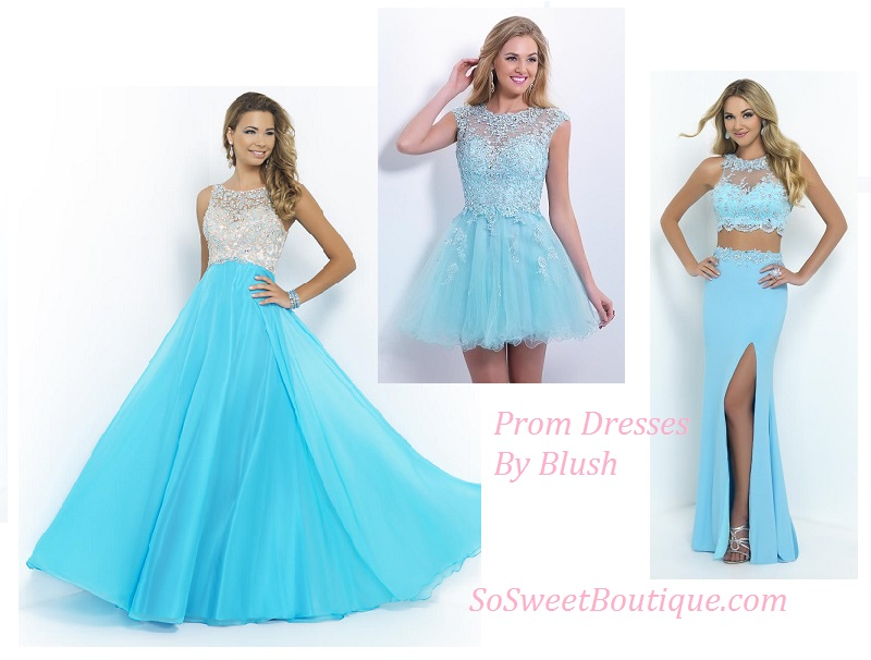 Blush Prom Dresses- how to select your size