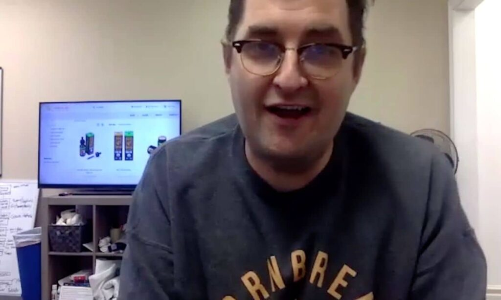 Cannabinoid Connect #116: Jim Higdon, Cornbread Hemp