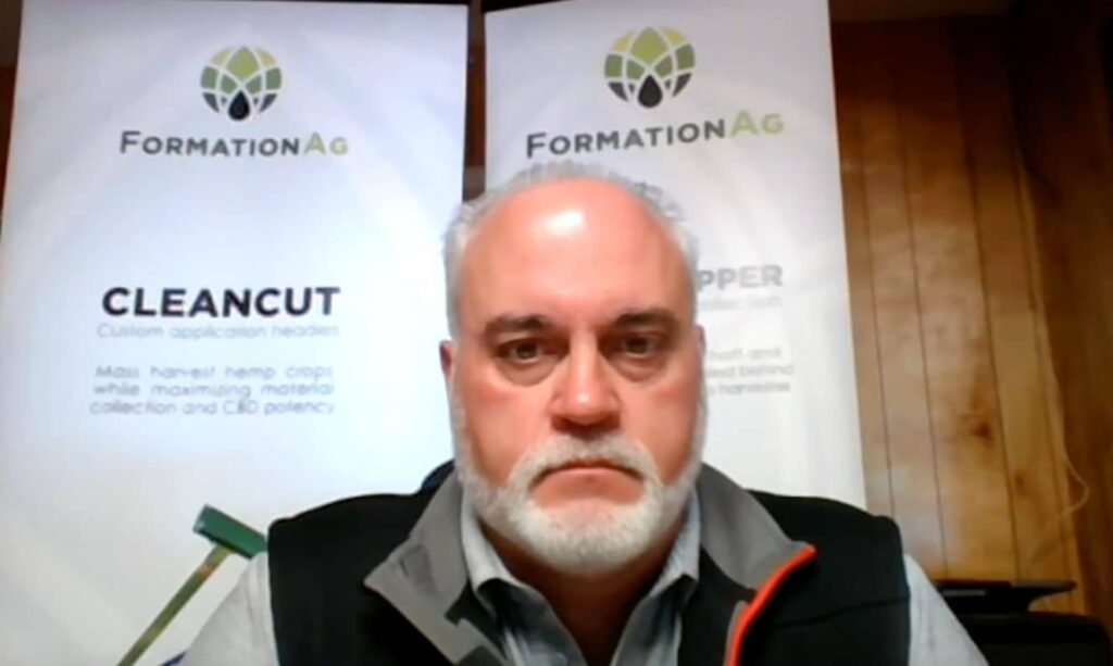 Cannabinoid Connect #06: Corbett Hefner, Formation AG
