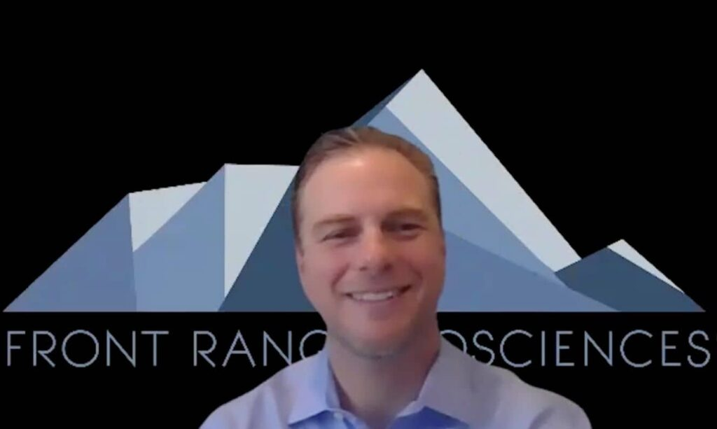 Cannabinoid Connect #62: Dr. Jon Vaught, Front Range Biosciences