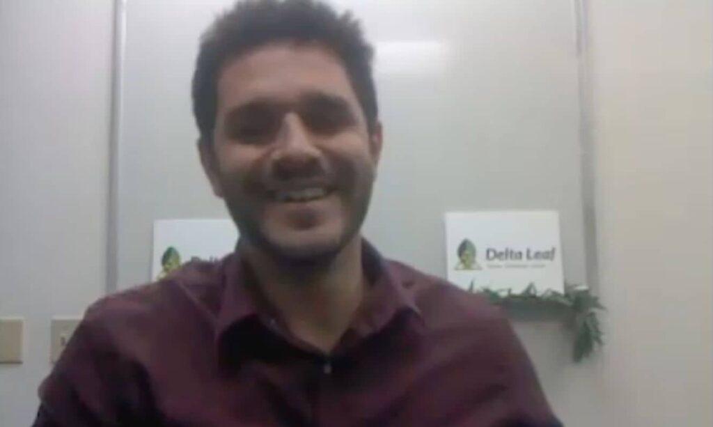 Cannabinoid Connect #93: Elijah Spina, Delta Leaf Labs
