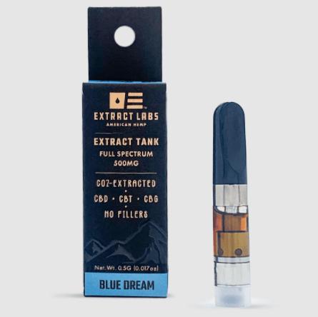 Blue Dream Extract Tank
