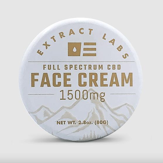 CBD Face Cream_Front