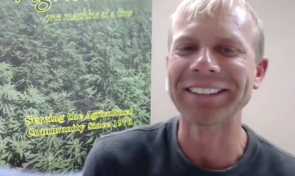 Cannabinoid Connect 162: Andrew Bish, Hemp Harvest Works