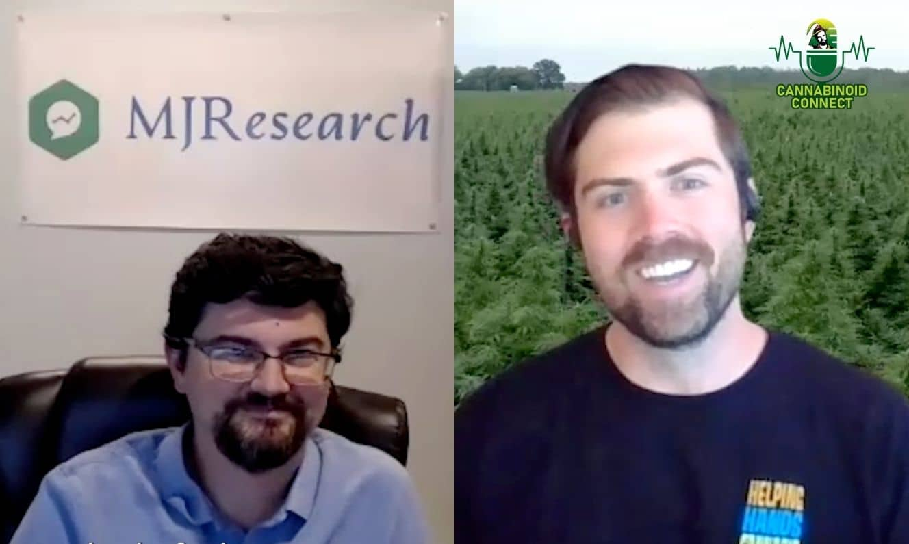Cannabinoid Connect 225: Colin Ferrian and Mike Reagan, MJResearchCo.
