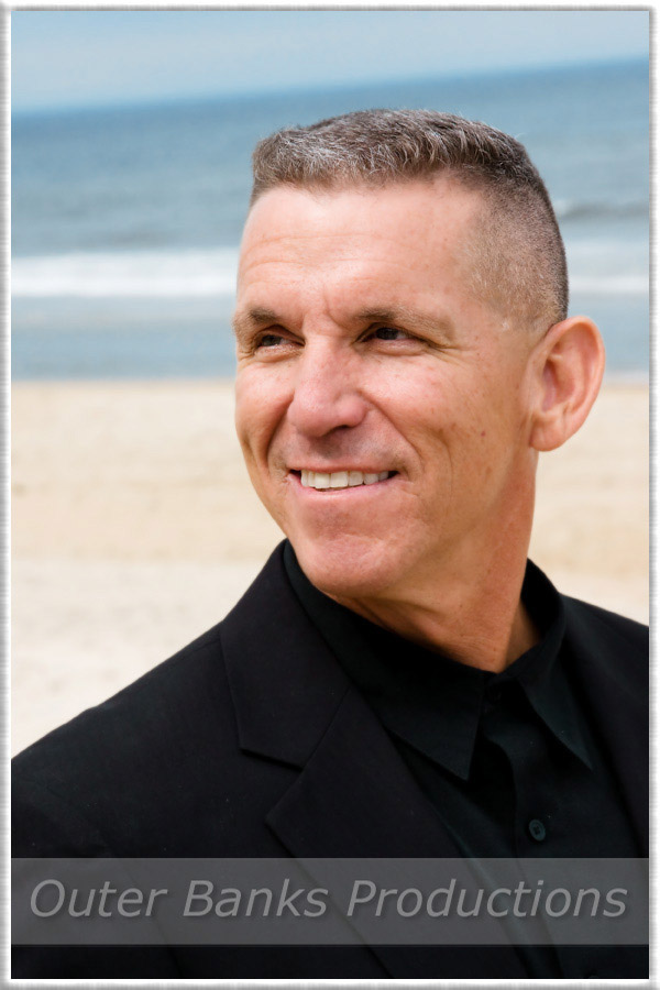 Reverend Jay Bowman Outer Banks Wedding Officiant