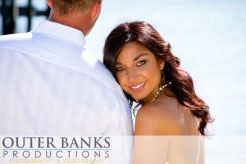 Outer Banks Photographers Capture Maryam & Sean's Grand Ritz Palm Wedding in Duck, NC