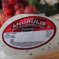 Caraway Farmers Cheese