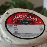 Chive Farmers Cheese