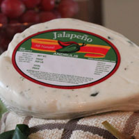 Jalapeno Farmers Cheese