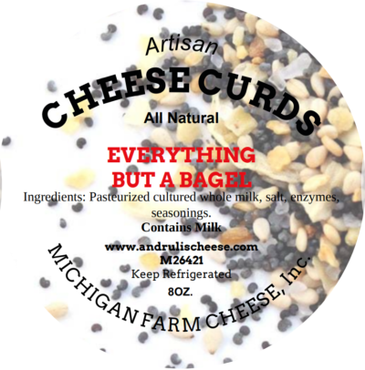 Artisan Cheese Curds
