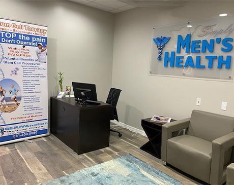 Simply Men's Health  Palm Beach, Boca Raton Miami - the # 1 TRUSTED Men's Sexual Health clinic