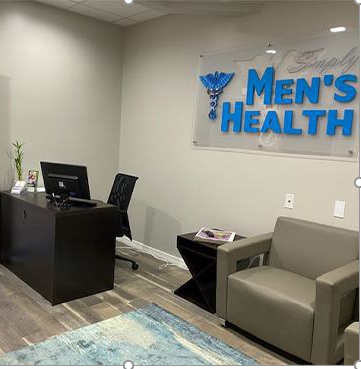 Simply Men's Sexual Health Leader in ED Doctors South Florida