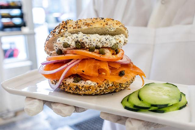 1. Kossars Nova Sandwich 1