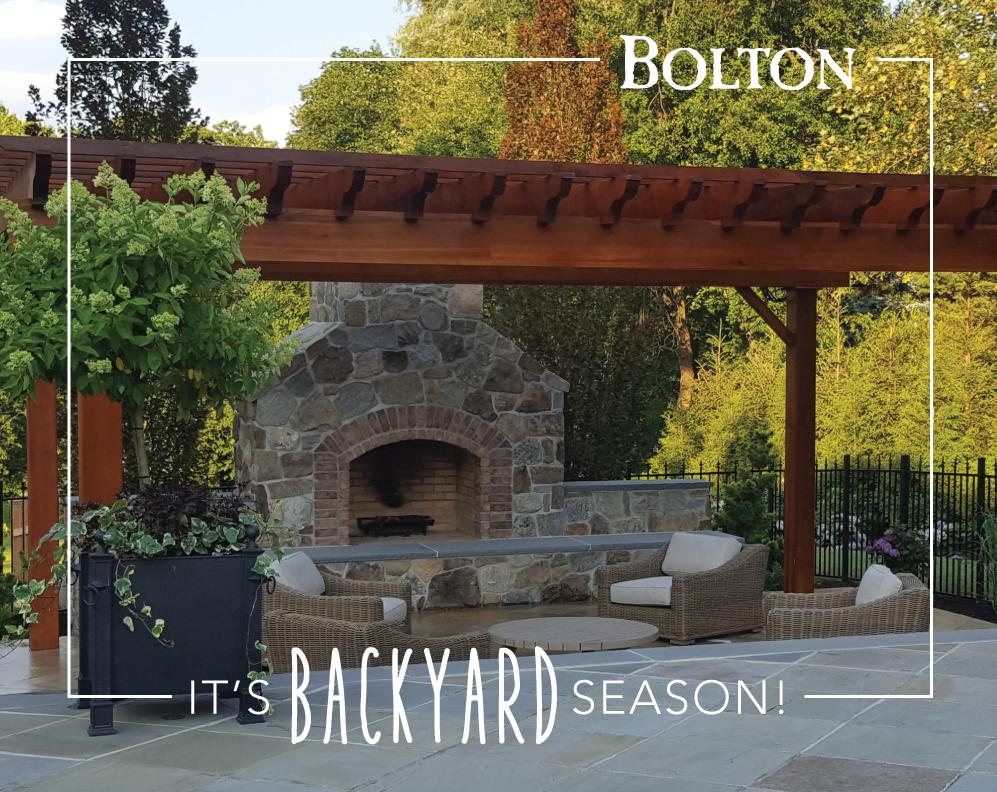 It's Backyard Season!