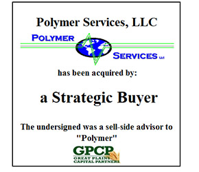 POLYMER SERVICES, LLC