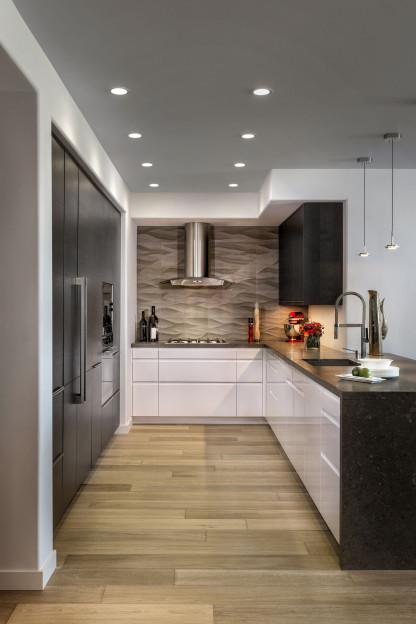 Laguna Beach Contemporary kitchen