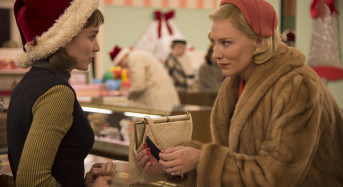 """There's No Other Best Picture Contender Quite Like Todd Haynes' """"Carol"""""""