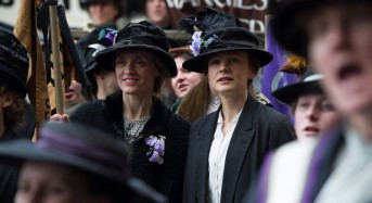 "Carey Mulligan in ""Suffragette"":  Earnest, Heartfelt and Kinda Boring"