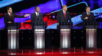 The GOP Debates:  Round 5 — The Main Event