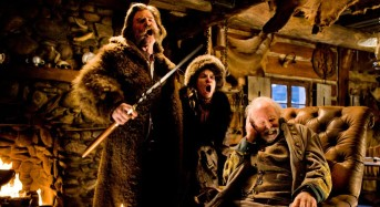 """The Hateful Eight"" 70mm Roadshow:  Filled with Wit, Gore, Misogyny and the N-Word — It's Quentin Tarentino!"