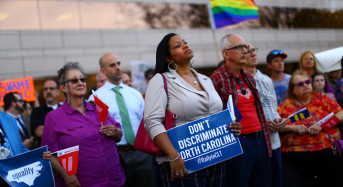 It's Not Over — Georgia Governor Vetoes Anti-LGBT Bill, But Focus Now Shifts to North Carolina's Anti-Gay Law