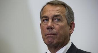 "John Boehner Calls Ted Cruz ""Lucifer in the Flesh"" — Will Political Silly Season Ever End?"