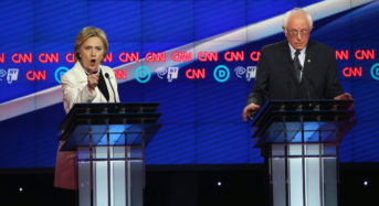 The Democratic Debate:  Round 9 — A Contest That Nobody Needed