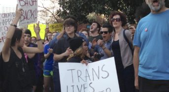 And the Newest Champion for Transgender Americans Is…Donald Trump (!?!)