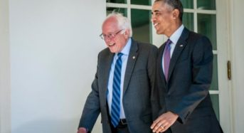 President Obama Endorses Hillary Clinton; Bernie Sanders Says He's Looking Forward to Working With Her To Defeat Donald Trump