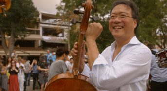 """""""The Music of Strangers:  Yo-Yo Ma and the Silk Road Ensemble"""" — A Documentary That May Be Vibrant, But It's Not Vital"""