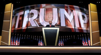 GOP Convention: The Finale — Trump as Messiah