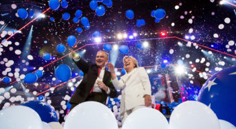 Democratic Convention: Day 4 — Clinton Does the Job, Now On to the Election