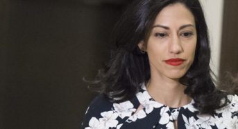 Anthony Weiner & Huma Abedin — When a Troubled Marriage Is Used As Campaign Ammunition