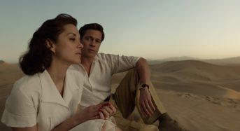 "Brad Pitt and Marion Cotillard Evoke Movie-Star Glamour in the World War II Romance ""Allied"""