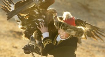 """""""The Eagle Huntress"""" — It's Beautiful To Look At, But Where's the Drama?"""